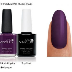 Rock Royalty by Vinylux CND