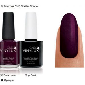 Dark Lava by Vinylux CND