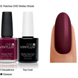 Decadence by Vinylux CND