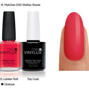 Lobster Roll by Vinylux CND
